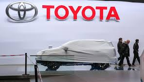 toyota company number toyota u0027s supply chain disrupted by japan quake