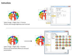 business strategy plan template 3d image of team coaching