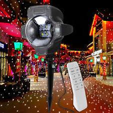 Xmas Lights Outdoor Laser Light Outdoor Christmas Lights Ebay