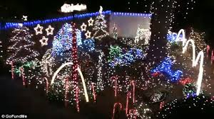 cancels extravagant 250 000 light display daily mail