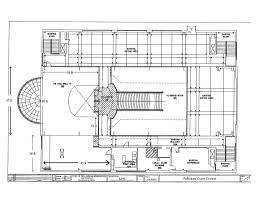Airport Terminal Floor Plans Port Of Bellingham Wa