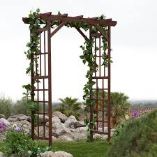 wedding arches and arbors wedding arbor with grapevine wedding ideas