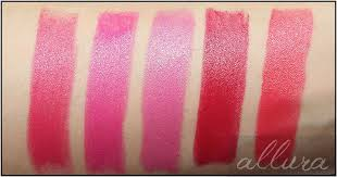tutorial lipstik revlon revlon ultra hd lipsticks review photos swatches allura