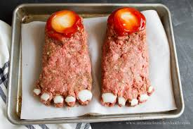troll for halloween my name is snickerdoodle halloween feet loaf recipe