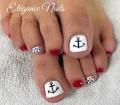 40 irresistible 4th of july patriotic toe nail art ideas