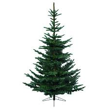 10ft christmas tree everlands 10ft nobilis fir artificial christmas tree green