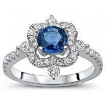 sapphire and engagement rings buy blue sapphire engagement rings shop now and save