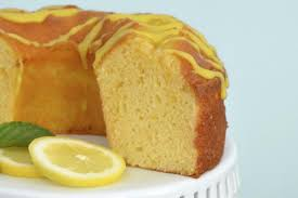fresh lemon pound cake recipe