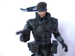 michael cake toppers michael enea metal gear solid 6 solid snake wedding cake topper