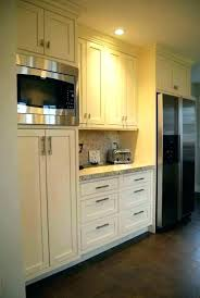black and decker wall cabinet in cabinet coffee maker installed in a cabinet wall built in coffee