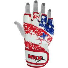 Flag Football Gloves Mrx Mma Fighting Gloves And Grappling Gloves Us Flag Glove