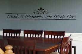 wall décor plus more wdpm2483 meals and memories made here kitchen