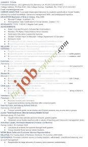 Assistant Professor Jobs Resume Format by Resume Templates For Assistant Professor Free Resume Example And