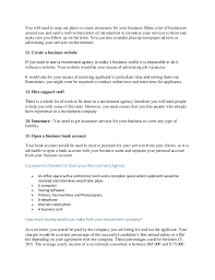 brilliant ideas of recruitment agency introduction letter to