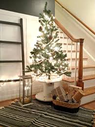 12 posts of christmas cable spool tree stand cable holidays