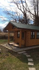 trophy amish cabins llc 10 u0027 x 20 u0027 hunter 200 s f standard 4