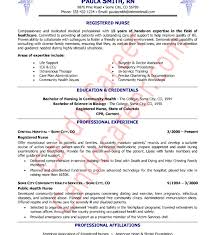 Good Nursing Resume Download Nursing Resume Examples Haadyaooverbayresort Com