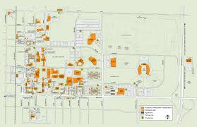 Utah State University Campus Map Bgsu Map My Blog