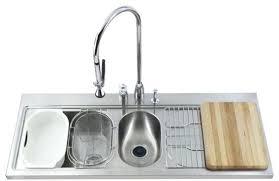 Stainless Steel Kitchen Sink Strainer - kohler stainless kitchen sinks double kitchen sink stainless steel