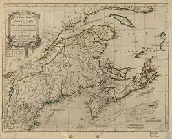 Map Of Nova Scotia A New Map Of Nova Scotia And Cape Breton Island With The