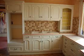 meuble cuisine meuble de cuisine en bois brut choosewell co