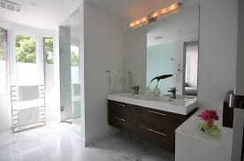 Mirror On Mirror Bathroom Framed Vanity Mirrors Bathroom Regarding Mirror Ideas 18
