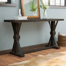 Wood Sofa Table Console Sofa And Entryway Tables You Ll Wayfair