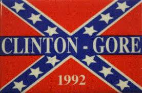 Flag Day Images What Those Clinton Gore Confederate Flag Buttons Say About