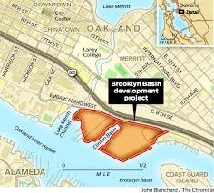 Brooklyn College Map Oakland Asking State To Help Fund Housing San Francisco Chronicle