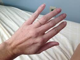thin wedding bands can i see your uber thin wedding bands weddingbee