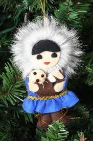 alaska christmas ornaments