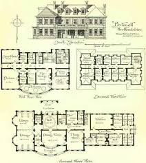 large country house plans 2144 best floor plans images on vintage houses