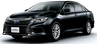 camry the buzz on the street