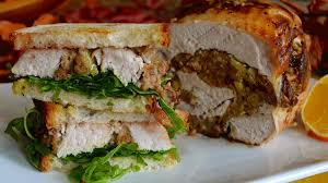 sandwich 269 stuffed turkey breast sandwich