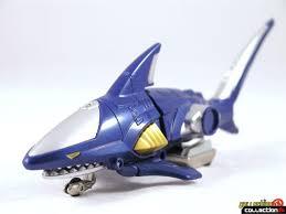 blue shark power rangers sentai action figures