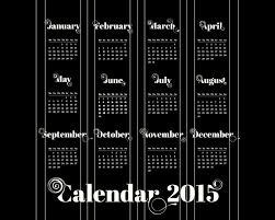 60 best 2015 yearly calendar templates to download u0026 print free