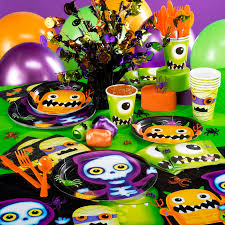 halloween party goods halloween birthday party decorations