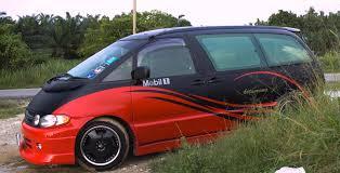 toyota previa ketamama 1999 toyota previa specs photos modification info at