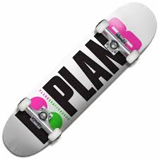 plan b skateboards pudwill bear complete skateboard 7 75