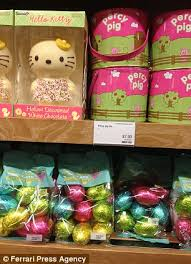easter eggs sale easter egg sales begin in january as supermarkets slash prices on
