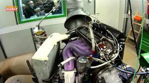 bmw 1 5 turbo f1 engine bmw brabham bt52 formula one 1983 dyno run with glowing headers