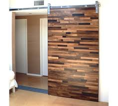 Reclaimed Wood Interior Doors More Of A Modern Look For A Reclaimed Wood Door But There Are