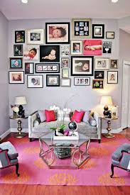 amazing 10 fuschia pink living room accessories design