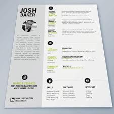 Free Resume Design Templates Download Best Resume Layouts Haadyaooverbayresort Com