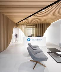Reception Desks Sydney by Care Implant Dentistry Pedra Silva Architects Archdaily