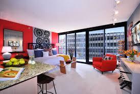 Bedroom Apartment Ideas Apartments 3d Floor Plan 1 Bedroom Apartment Design Idea Wayne
