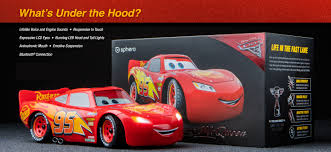 sphero ultimate lightning mcqueen app controlled raced car