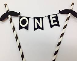 mustache cake topper cupcake toppers mustache bow tie cake topper