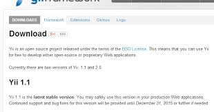 yii module layout problem programmepsycho tutorial related in jquery javascript php magento