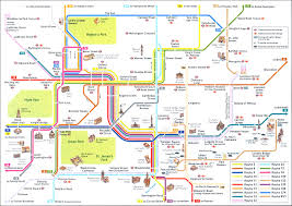 Hotels Washington Dc Map by Washington Dc Maps Throughout Map Of London Hotels And Attractions